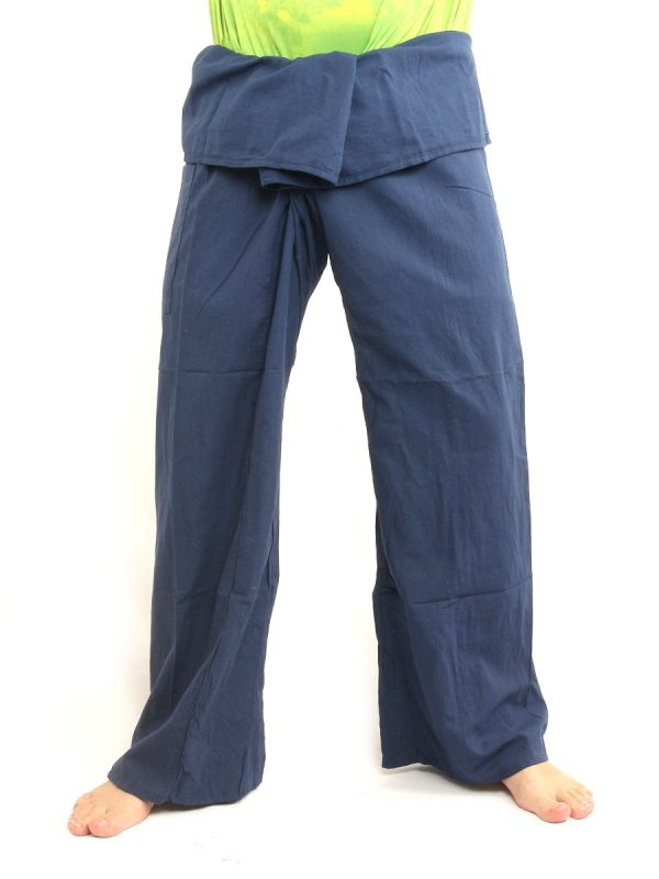 Men's Thai Fisherman Pants Extra Long 10 colors