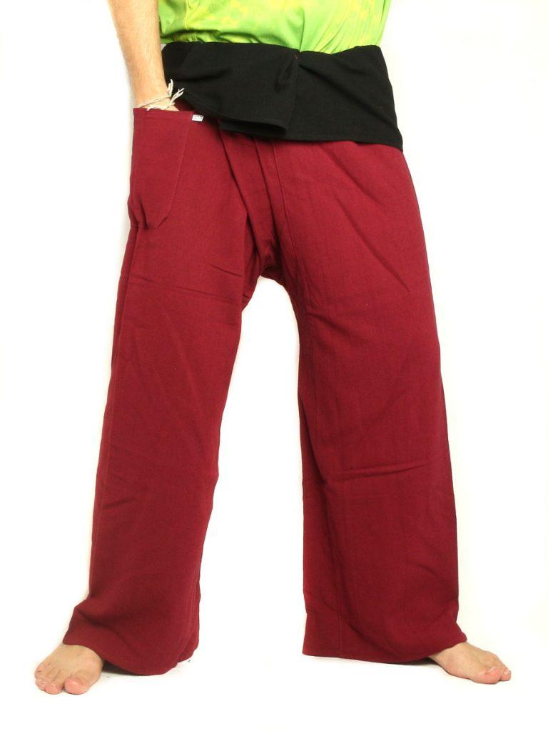 Thai Fisherman Pants Extra Long High Quality Cotton