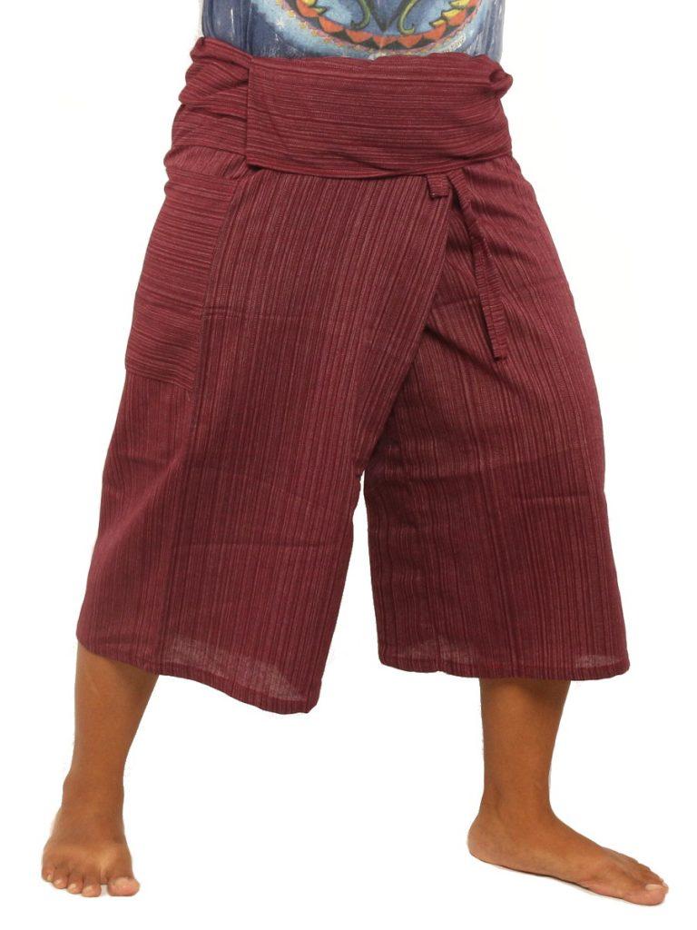 Short Thai Fisherman Pants