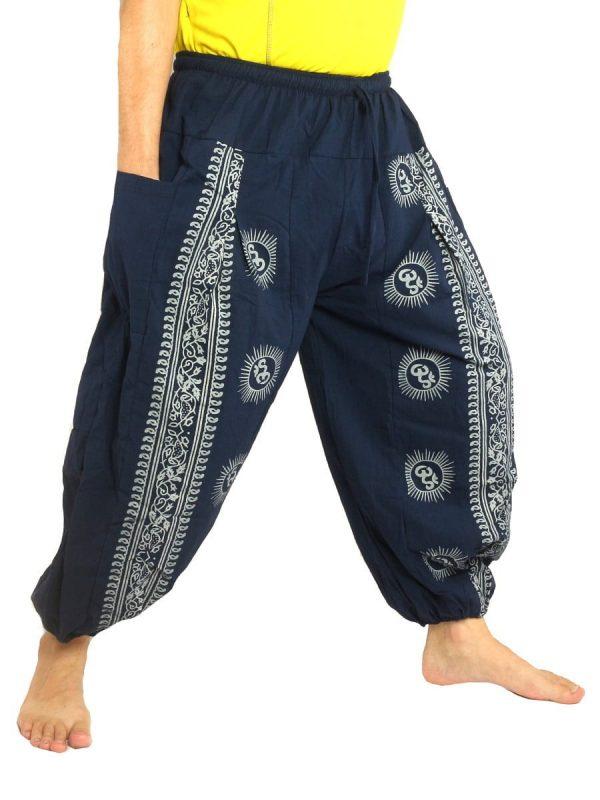 Om Baggy Sweatpants Harem Pants Jogger