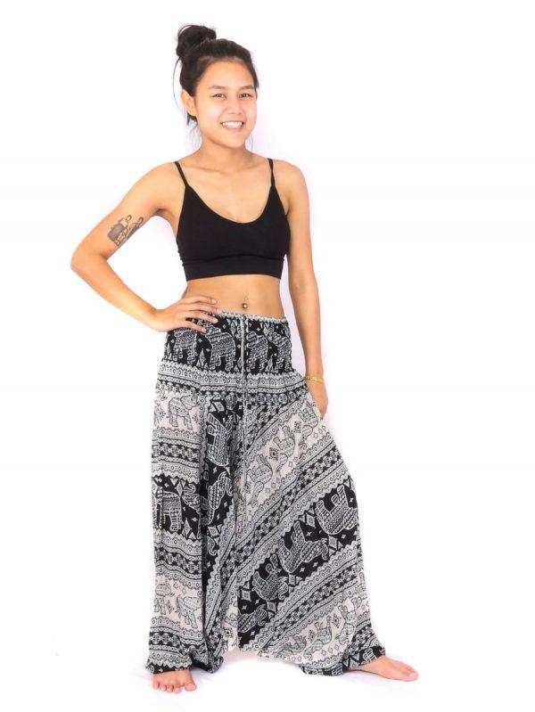 Elephant Pants Drop Crotch Onesie Jumpsuit