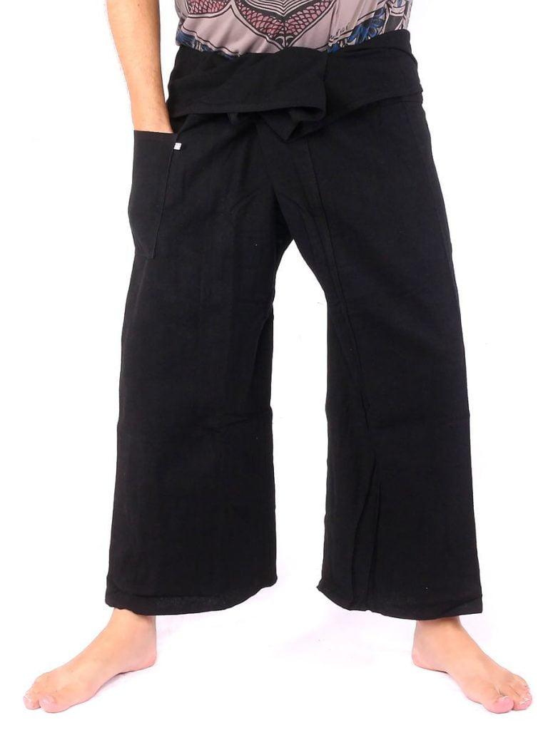 Authentic Thai Fisherman Pants extra thick Cotton Size M-L